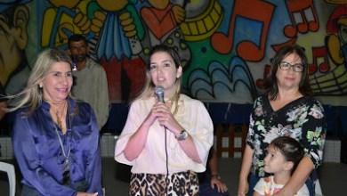 Prefeita de Monteiro prestigia abertura do projeto Arena Cultural na Praça João Pessoa 5
