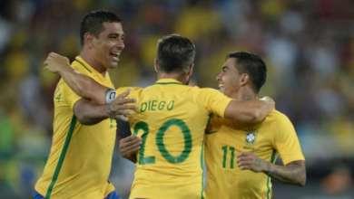 Com gol de Dudu, Brasil vence a Colômbia no Jogo da Amizade 2