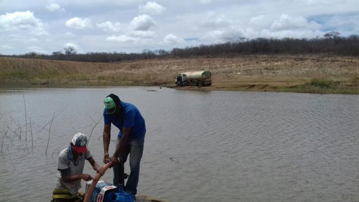 AASDF Problema no abastecimento de água em Zabelê é solucionado; fornecimento é restabelecido