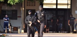 briga-300x146 Pelo menos 33 presos foram encontrados mortos na manhã desta sexta-feira (6) na penitenciária agrícola de Monte Cristo