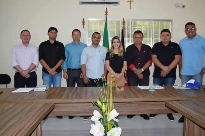 cisco-02 Prefeitos escolhem Jefferson Roberto como novo presidente do CISCO e Ana Lorena vice