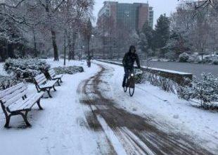 Onda de frio de até -20º mata 46 pessoas na Europa 7