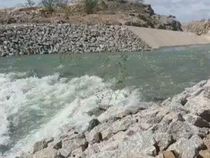 rio-sao-francisco-300x225 Água da transposição começa a encher estação e segue rumo à Monteiro