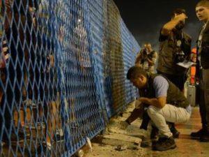 17342336280003622710000-300x225 Polícia faz perícia em carro alegórico que atropelou 20 pessoas na Sapucaí