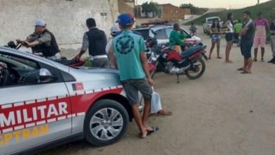 Operação Trânsito Seguro apreende motos em Monteiro; uma delas roubada 2