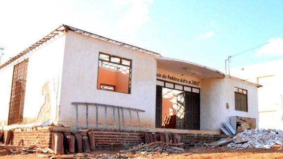 unnamed Prefeito Dalyson Neves libera recursos e autoriza revitalização da (APAZ) em Zabelê