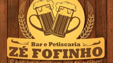Bar e Petiscaria do Zé Fofinho estará funcionando nesta sexta-feira 7