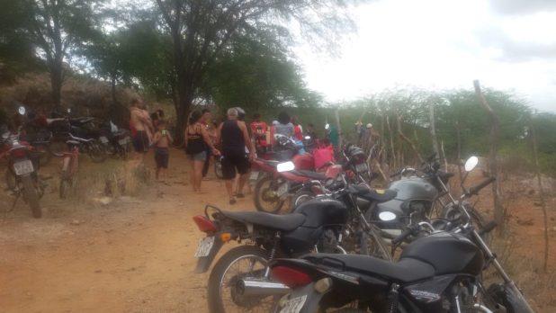 20170312_140136-1024x576 Centenas de pessoas visitan Barragem de São José no município de Monteiro neste Domingo.
