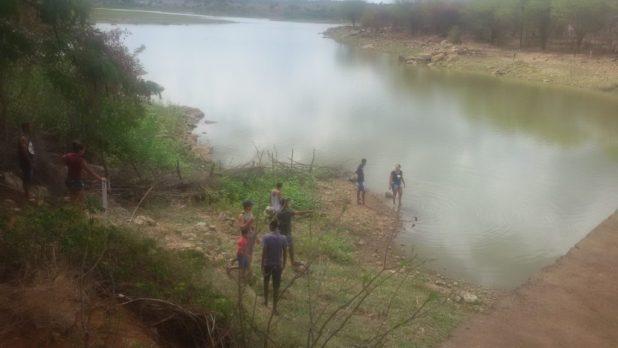 20170312_141255-1024x576 Centenas de pessoas visitan Barragem de São José no município de Monteiro neste Domingo.