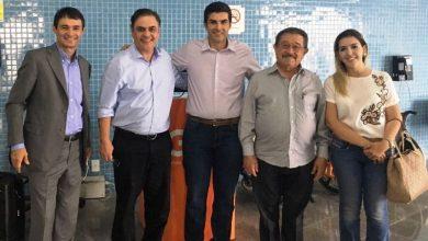 Prefeita de Monteiro é convidada por ministro para integrar comitiva com Cássio e Maranhão em voo para Brasília 3