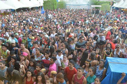sjtt Secretário do município de São João do Tigre Marcio Leite agradece o sucesso do carnaval marcado por muita paz e alegria