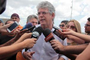 'Vou botar polícia nisso', diz Ricardo Coutinho sobre 'codificados'; 1