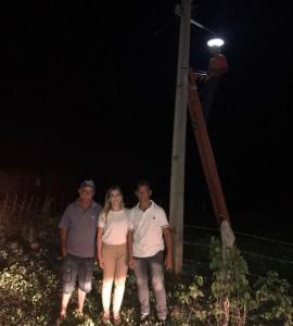 Prefeitura de Monteiro intensifica reposição de lâmpadas na zona rural 1