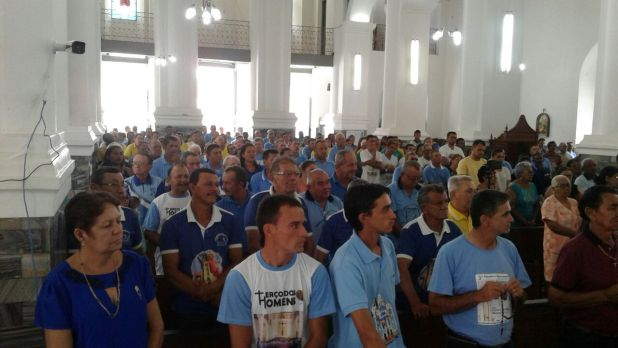Terço dos Homens Comemora 12 Anos em Monteiro 14