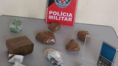 Polícia apreende drogas em Monteiro 7