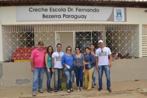 Vigilância em Saúde de Monteiro tem atenção especial com imunização dos professores 1