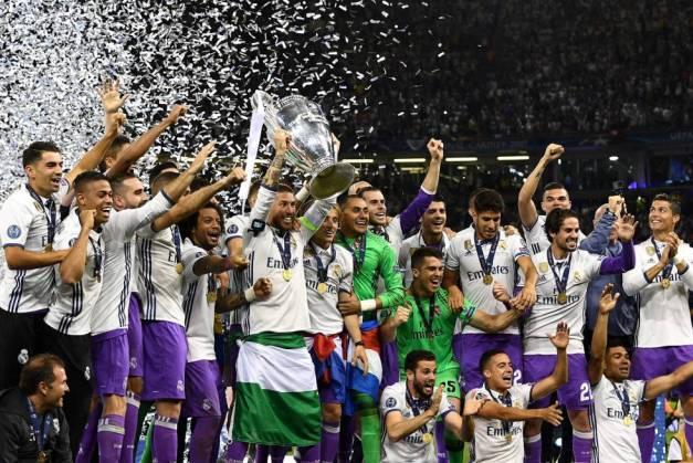 Real domina, goleia Juve e cria hegemonia inédita na Liga dos Campeões 1