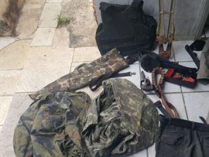 Oito são presos suspeitos de vender armas de fogo no Sertão da Paraíba 1