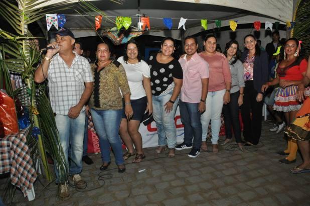OPIPOCO mostra como foi a Segunda noite do festival de quadrilhas em Monteiro. Confira Imagens 5