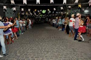 OPIPOCO mostra como foi a primeira noite do festival de quadrilhas em Monteiro. Confira Imagens 1
