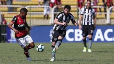 Flamengo e Botafogo não saem do zero em Volta Redonda 3