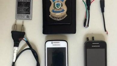 Operação de segurança apreende celulares na Cadeia de Juazeirinho 7