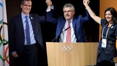 Paris e LA receberão próximos Jogos Olímpicos 7