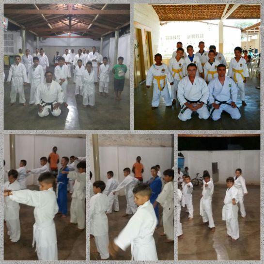 karate_alunos_henrique Secretaria de Desenvolvimento Social promove evento com alunos de Karate em Monteiro