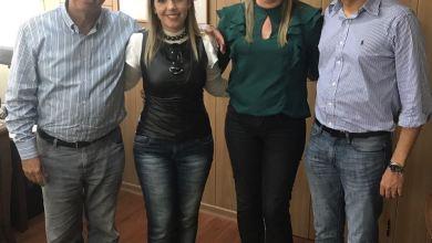 Prefeita de Monteiro tem encontro com reitor Vicemário Simões da UFCG 7