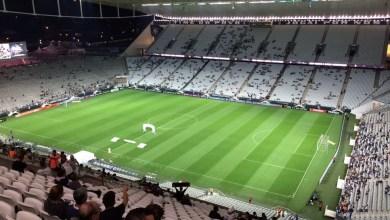 Fiel canta na Arena após primeira derrota do Corinthians no Brasileirão 5