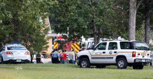Tiroteio em igreja deixa um morto e oito feridos 7