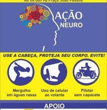 """Programação da Semana Nacional de Trânsito em Monteiro tem """"Ação Neuro"""" 2"""