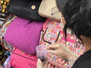 feto-copo-300x225 Feto é achado em calçada de loja na feira central de Santa Rita, na PB