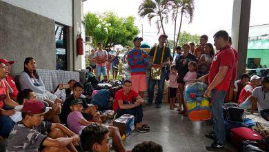 Manifestantes do MST ocupam sede do Incra em protesto por reforma agrária 4