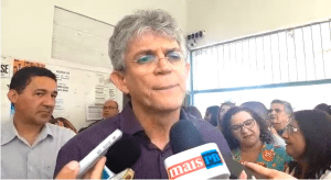 """Ricardo Coutinho critica repasse do FPE: """"Deixou estados na mão"""" 1"""
