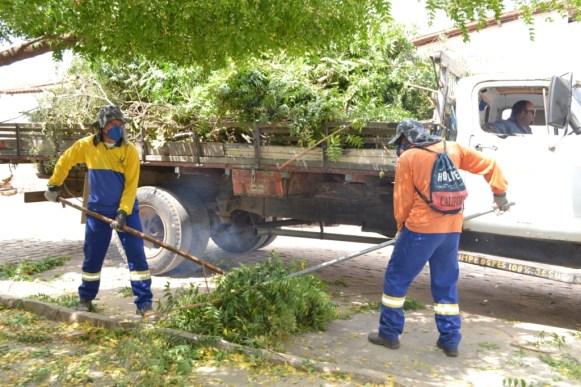 DSC_1090 Programa Cidade Bela volta a beneficiar centenas de moradores da zona urbana de Monteiro