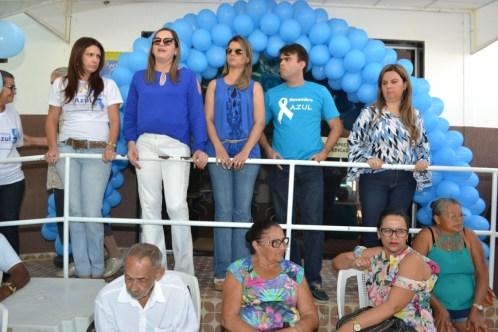 DSC_1159 Novembro Azul é aberto oficialmente e de maneira especial na cidade de Monteiro
