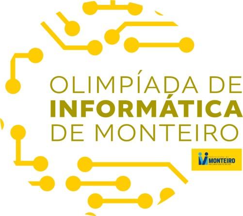 omi Alunos da Rede Municipal participam da Olimpíada Monteirense de Informática