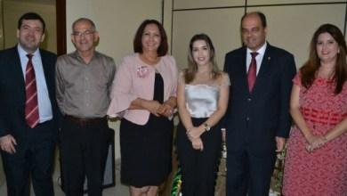 Prefeita participa da solenidade de entrega da nova sede da Justiça Eleitoral em Monteiro 7