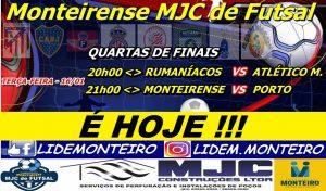 MONTEIRENSE-DE-FUTSAL-300x176 MONTEIRENSE MJC DE FUTSAL: Agora é decisão no CHICÃO