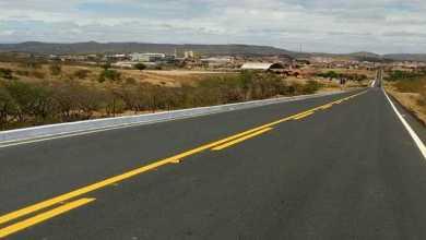 Ricardo entrega pavimentação da estrada São João do Tigre-Camalaú 9