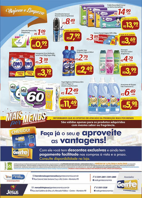 z4 Confira as Promoções do Bom Demais Supermercados.