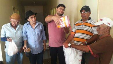 Prefeitura de Zabelê realiza distribuição de sementes para agricultores 4