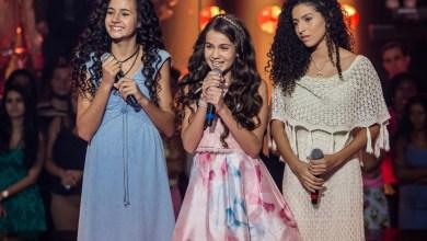 Paraibana Ranna Andrade, de Guarabira, avança para próxima fase do THE VOICE KIDS 5
