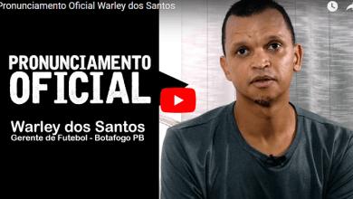 Warley se pronuncia e chora em vídeo: 'Fui vítima' 7