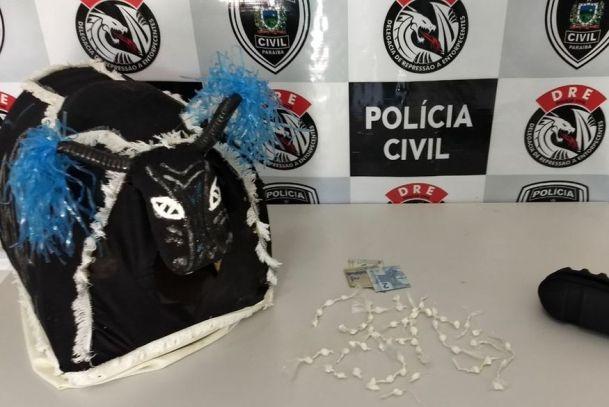 boi-de-carnaval-com-drogas-em-campina-grande Polícia Civil encontra boi de carnaval recheado com drogas em Campina Grande
