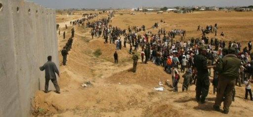 gaza3 Egito fecha passagem da fronteira com Gaza