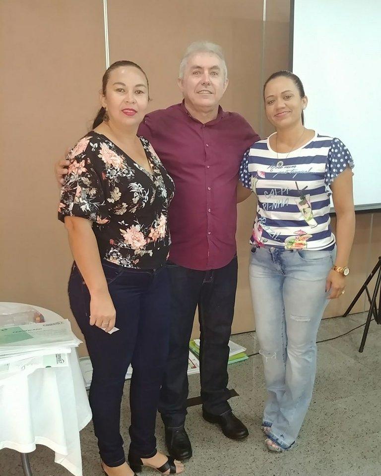 secretaria-de-assitencia-social-zabele-02 Secretária e Assessora executiva de Assistência Social de Zabelê participam de capacitação em João Pessoa.