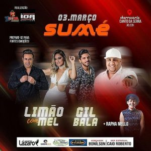 IMG-20180302-WA0063-300x300 Limão com Mel e Gil Bala farão shows neste sábado (03), em Sumé-PB
