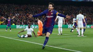 Messi-300x169 Messi chega ao 100º gol na Liga dos Campeões, Barça vence Chelsea e vai às quartas